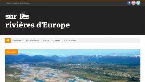 Notre site est en ligne… l'aventure peut commencer !