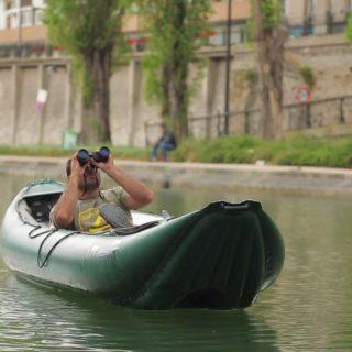 Sur les rivières d'europe lauréat 2014 de la bourse aventure