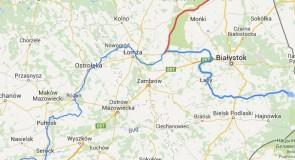 Topo-guide : Biebrza river