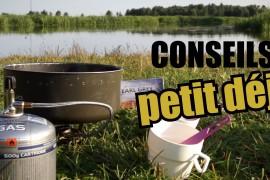 Trucs et astuces pour l'alimentation en canoë-bivouac