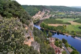 Itinérance canoë sur la Dordogne